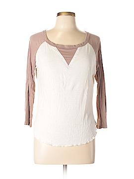 Charming Charlie 3/4 Sleeve T-Shirt Size M