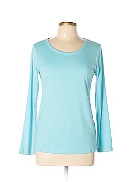 Charter Club Long Sleeve T-Shirt Size M