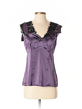 Nanette Lepore Sleeveless Blouse Size 6