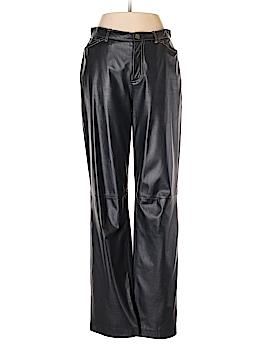 Nine West Leather Pants Size 4