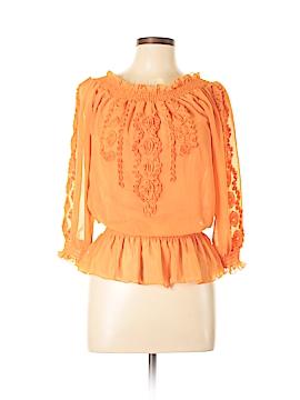 Kessley 3/4 Sleeve Blouse Size S