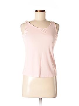 Eileen Fisher Sleeveless Silk Top Size S