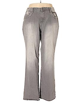 Earl Jean Jeans Size 18W (Plus)