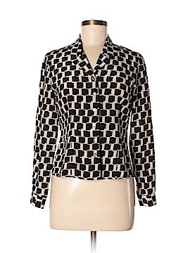 Casual Corner Annex Long Sleeve Button-Down Shirt Size 6