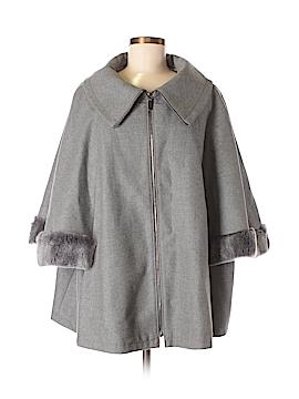 Voyage by Marina Rinaldi Wool Coat Size 20 (29) (Plus)