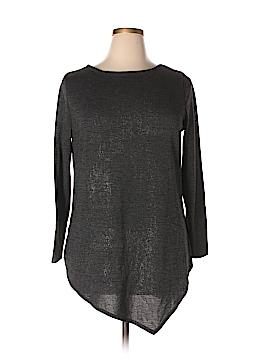 Ava & Viv Long Sleeve T-Shirt Size 1X (Plus)