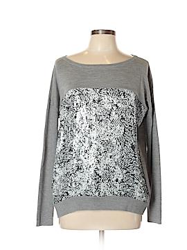 Diane von Furstenberg Wool Pullover Sweater Size L