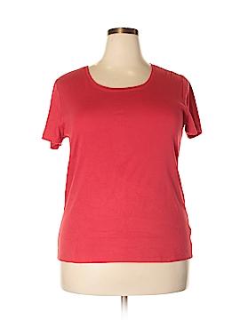 Nicole Miller Short Sleeve T-Shirt Size XXL