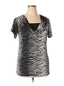 Isabella Rodriguez Short Sleeve Blouse Size XL