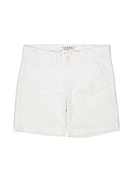 Textile by Elizabeth and James Khaki Shorts 26 Waist