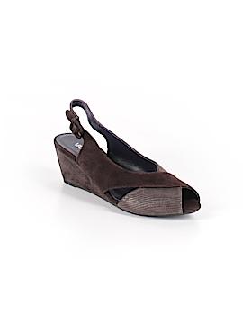 VanEli Wedges Size 8 1/2