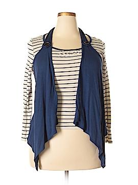 Janette Plus Long Sleeve Top Size 1X (Plus)