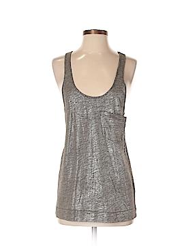 Hi-Line Sleeveless T-Shirt Size S