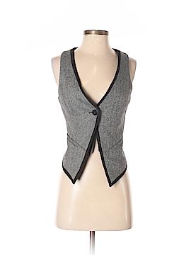 Karen Millen Tuxedo Vest Size 4