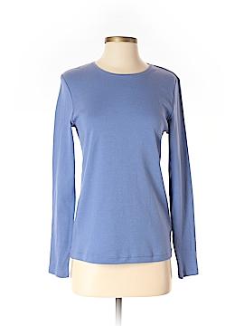 Croft & Barrow Long Sleeve T-Shirt Size XS