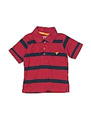 Wrangler Jeans Co Boys Short Sleeve Polo Size 12 mo