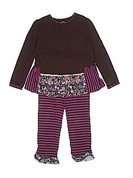 J. Khaki Long Sleeve Top Size 5
