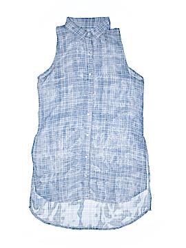 Beautees Sleeveless Blouse Size X-Large (Youth)