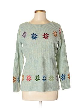 Sundance Wool Pullover Sweater Size M