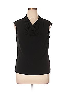 Kasper Sleeveless Top Size XL