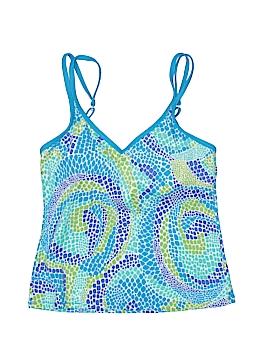 Tropical Escape Swimsuit Top Size S
