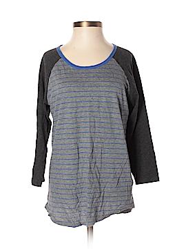 Hi-Line 3/4 Sleeve T-Shirt Size S