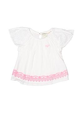 Roxy Short Sleeve Blouse Size 2T