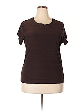PASSPORTS Short Sleeve T-Shirt Size 1X (Plus)