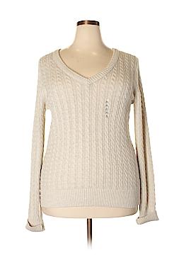 Arizona Jean Company Pullover Sweater Size 2X (Plus)