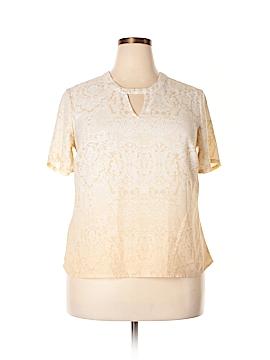 Cato Short Sleeve Blouse Size 14 - 16
