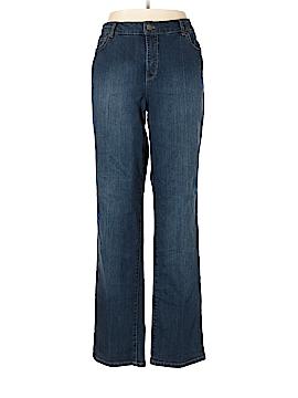 Bandolino Jeans Size 16 (Tall)
