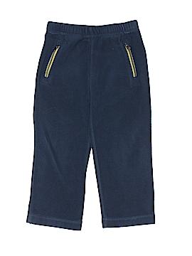 Hanna Andersson Fleece Pants Size 9