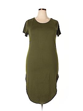 Annabella Casual Dress Size 2X (Plus)