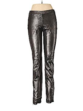 Aqua Leather Pants Size M