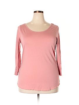 DownEast Basics 3/4 Sleeve T-Shirt Size XXL