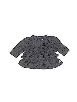 Miniville Long Sleeve Blouse Size 3 mo