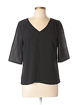 Sugarhill Boutique 3/4 Sleeve Blouse Size 10
