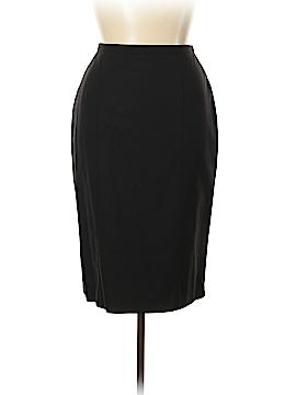 Ann Freedberg Wool Skirt Size 16