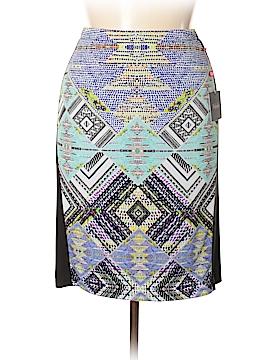 Rafaella Casual Skirt Size 1X (Plus)