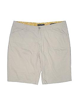Eddie Bauer Khaki Shorts Size 14 (Petite)