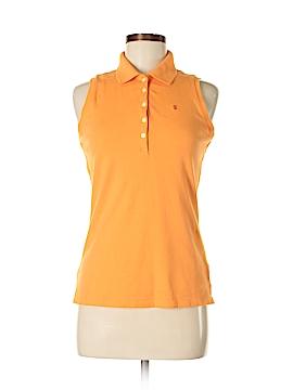 IZOD Sleeveless Button-Down Shirt Size M