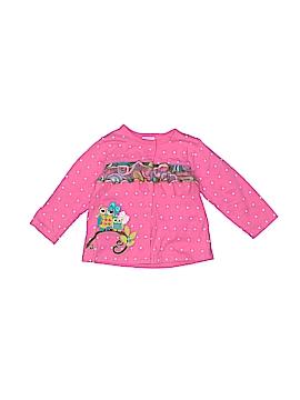 Nursery Rhyme Long Sleeve Button-Down Shirt Size 6-9 mo
