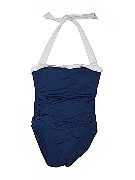 Lauren by Ralph Lauren One Piece Swimsuit Size 12