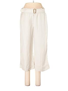 Nic + Zoe Linen Pants Size 10 (Petite)