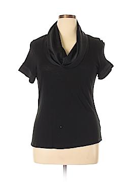 Cynthia by Cynthia Rowley Short Sleeve Top Size 1X (Plus)