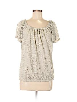 Reba Short Sleeve Top Size M
