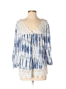 Self Esteem 3/4 Sleeve Blouse Size XL