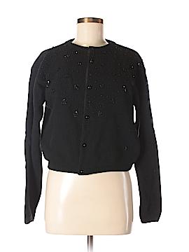 Lizwear by Liz Claiborne Wool Cardigan Size M