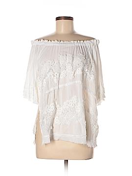 Pol Short Sleeve Blouse Size S