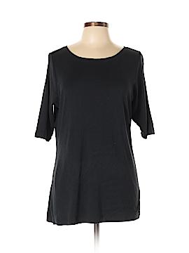 Sejour Short Sleeve T-Shirt Size 0X (Plus)